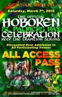 2015 Hoboken St Patrick's Day All Access Celebration...
