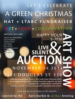 A Green Christmas Party! Art Show & Auction