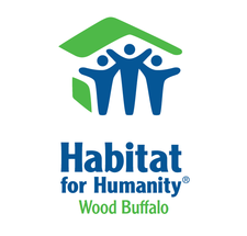Habitat for Humanity Wood Buffalo logo
