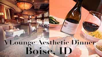 Venus Concept VLounge Aesthetic Dinner - Boise, ID