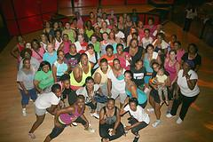 Girls Night Out Fitness Parties | Salsa & ZUMBA Fitness