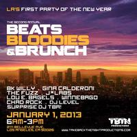 Take Back the Night Productions' 2nd Annual: Beats,...