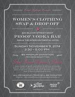 Women's Clothing Swap and Drop Off