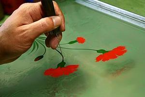 Ebru - Water Marbling Art Classes