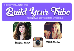 Encore Training - Build Your Tribe On Instagram -...