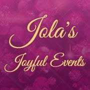 Jola's Joyful Events   logo