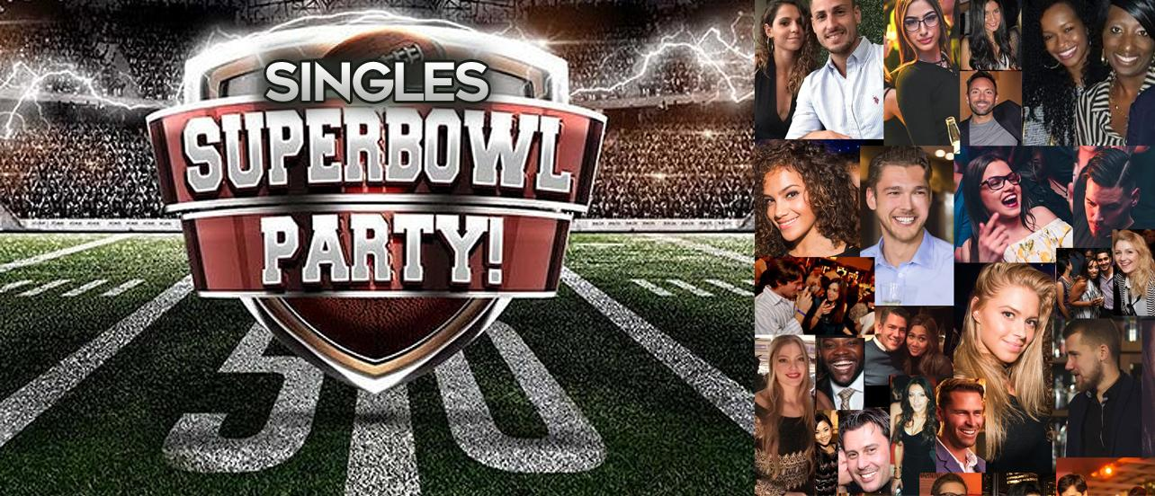 Superbowl Singles Party In NYC - Super Match Party!