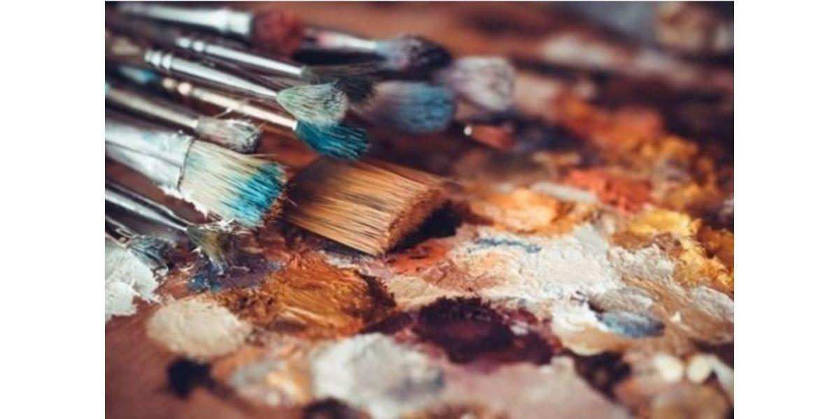 Paint + BYOB: Create your own Masterpiece - Painting Workshop - Taught by Artist Alicia Londos (01-30-2020 starts at 6:30 PM)