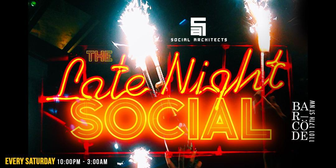 THE LATE NIGHT SOCIAL