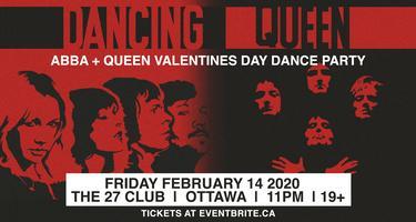 Dancing Queen: Abba + Queen Valentine Dance Party