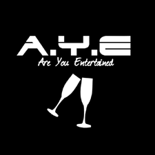 A.Y.E (AreYouEntertained)  logo