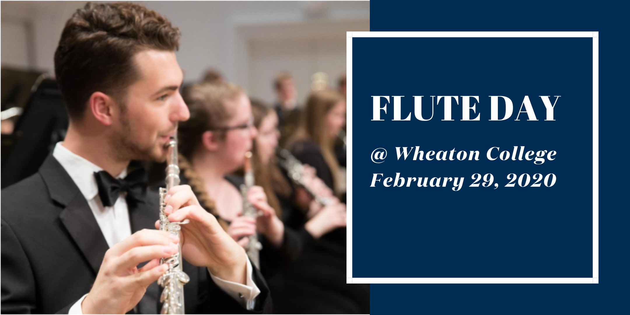 Flute Day at Wheaton College