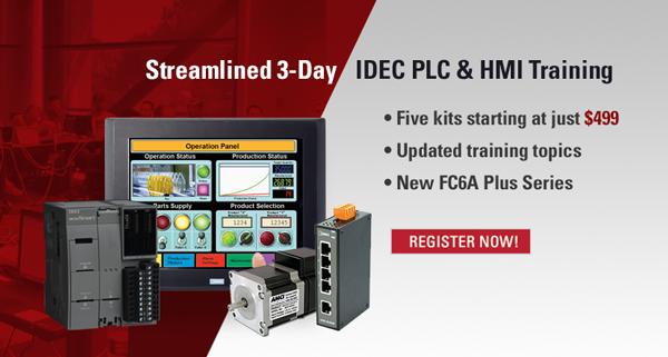 3 Day PLC & HMI Training | Houston, TX - February 18-20, 2020