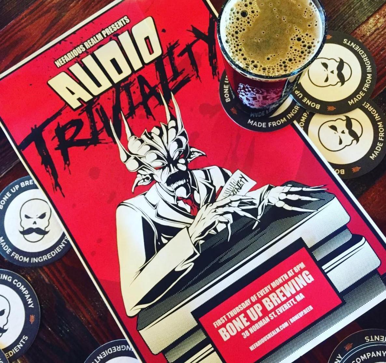Audio Triviality: Music-Themed Trivia Night
