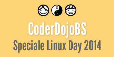 CoderDojo Brescia Speciale Linux Day