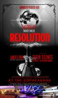 Resolution: NYC Sexiest New Year Saturday Party