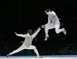 Olympic Fencing Experience Day - Cancelled - please...