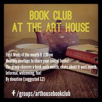 The Art House Book Club November 2014