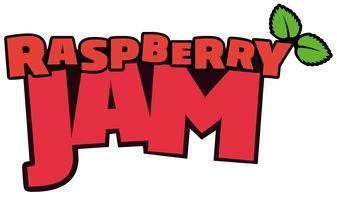 Northern Ireland Raspberry Jam 7 (Christmas jam)