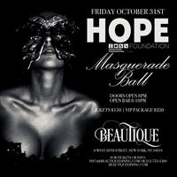 Masquerade Ball at Beautique