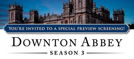 Downton in Downtown: Oxford - Downton Abbey Season 3...