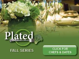 Plated w/ Chef Yigit Pura