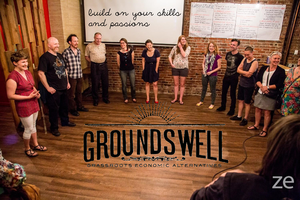 Info & Experience - Groundswell Open House