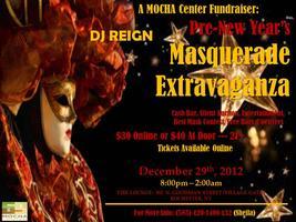 Pre-New Year's Eve Masquerade Extravaganza