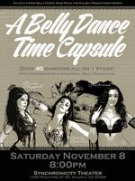A Belly Dance Time Capsule featuring Moria Chappell,...