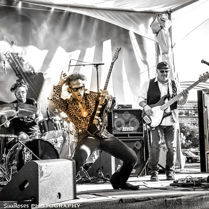 Blues Rock - Jo Hell LIVE SPECIALE LES JEUDIS
