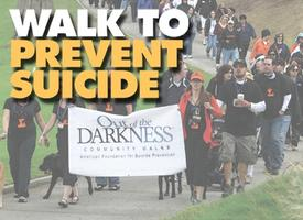 Walk Out of The Darkness with BYHP HealthIMPACT!
