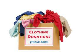 HOPE's Donation Collection