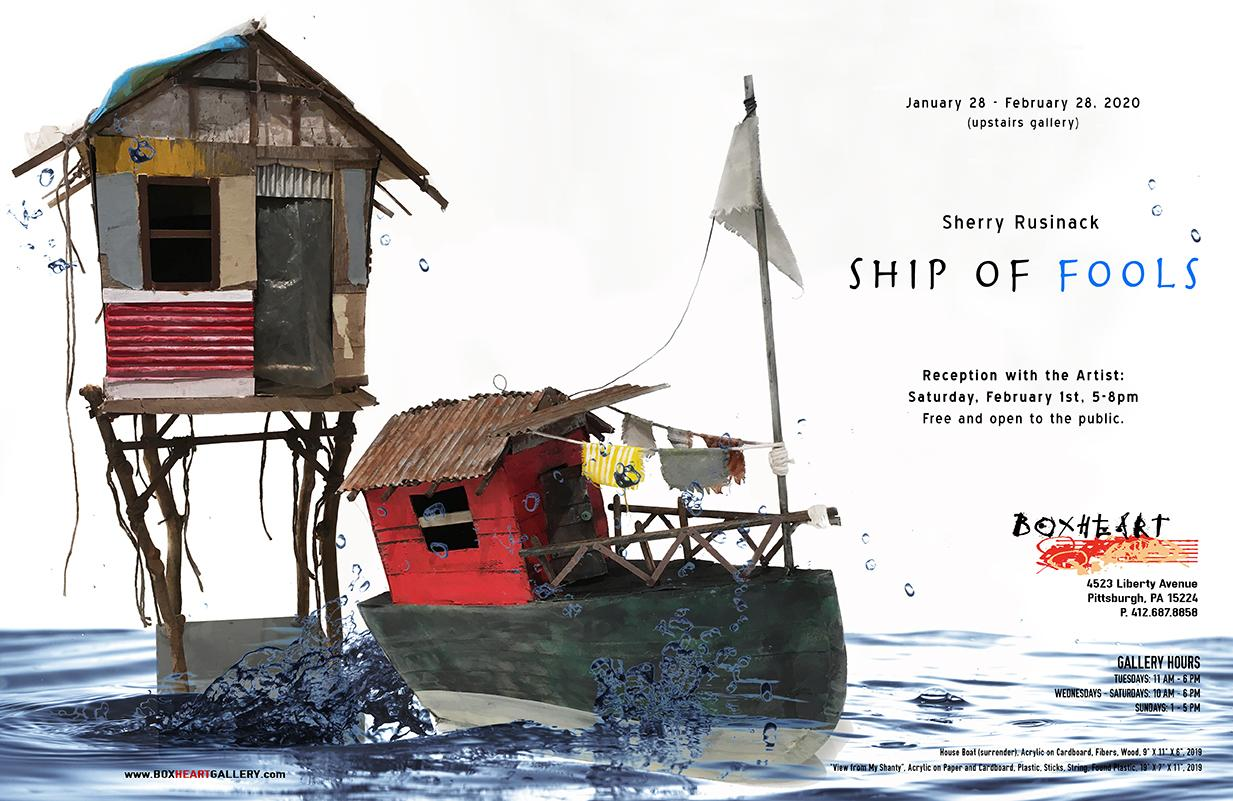 Sherry Rusinack: Ship of Fools