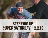 "Central Florida Men ""Stepping Up"" Super Saturday"