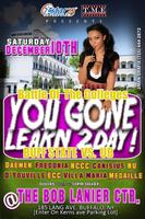 YOU GONE LEARN 2DAY! BUFF STATE VS. UB PARTY (KEVIN...