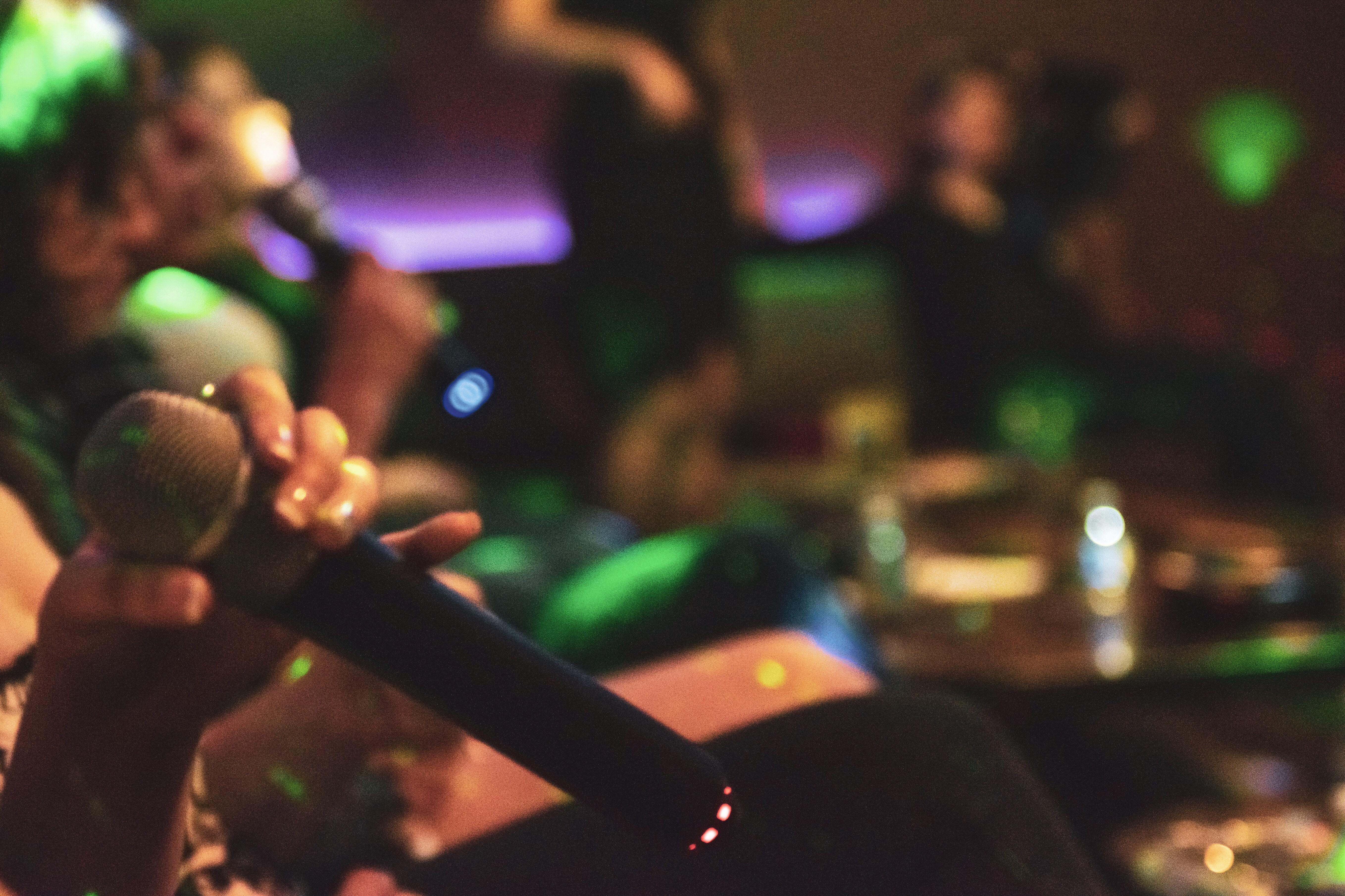 Live Band Emo Night Karaoke