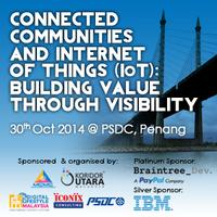 Connected Communities and Internet of Things (IoT):...