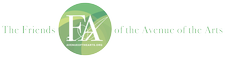 Friends of the Avenue of the Arts logo