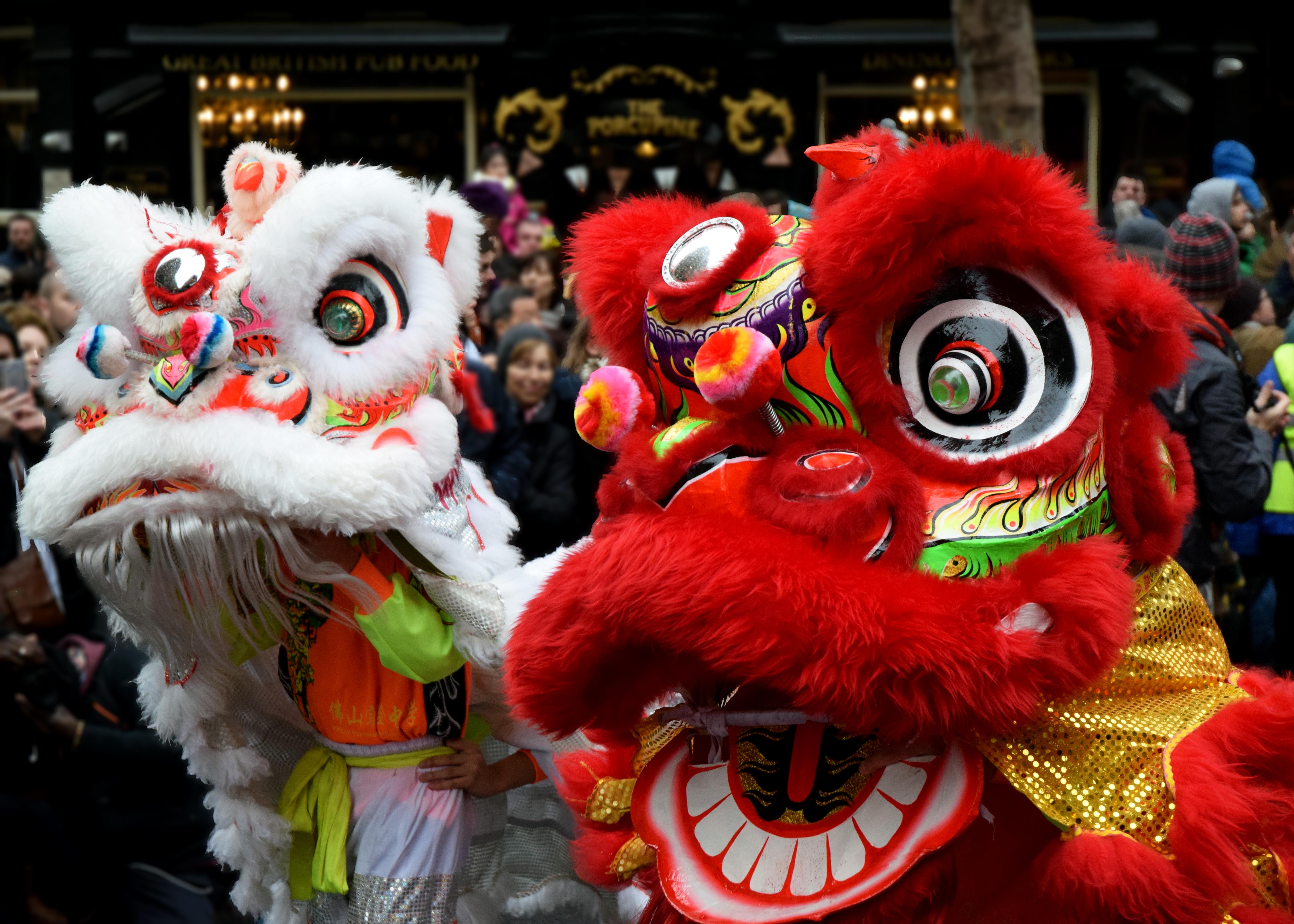 Chinese New Year Festival + Parade