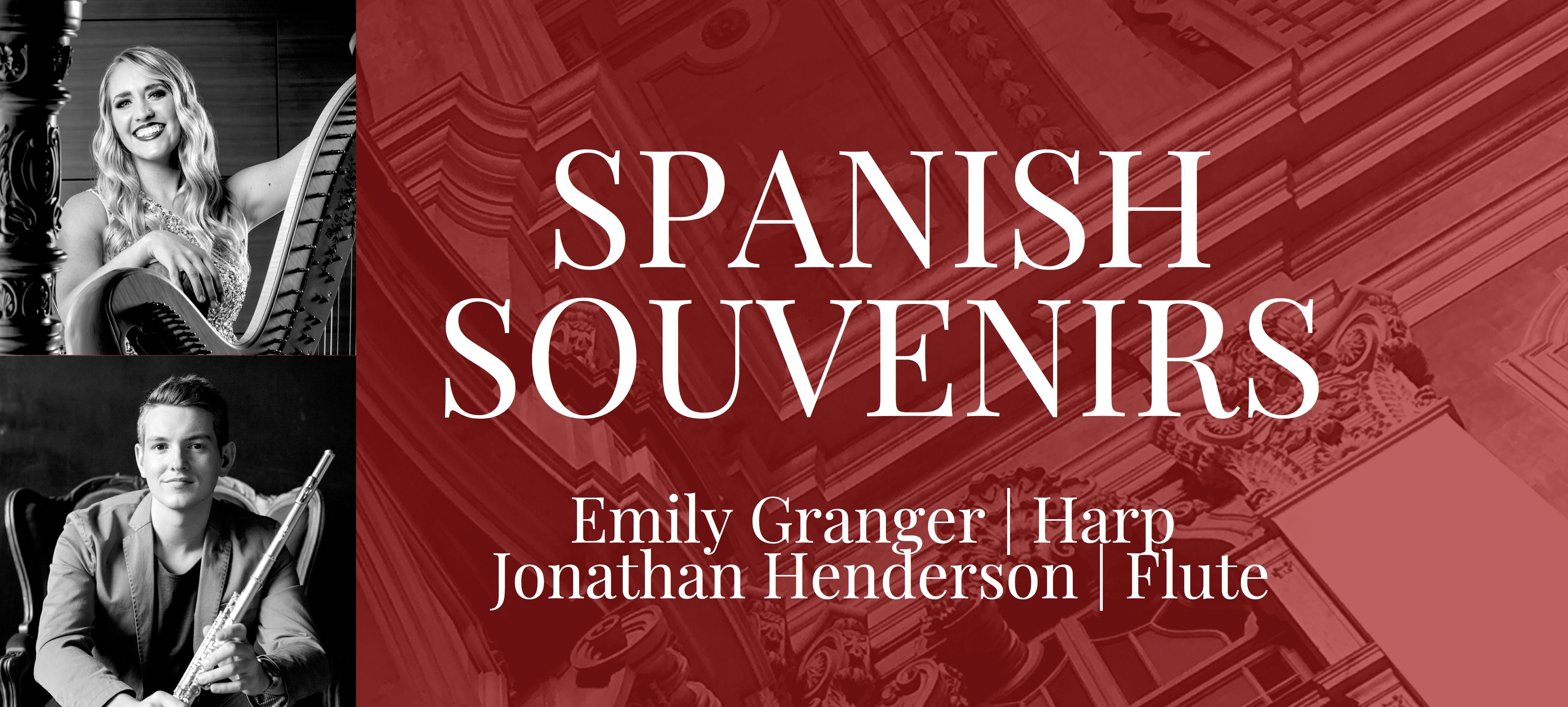 SPANISH SOUVENIRS: Emily Granger & Jonathan Henderson / Mosman (Sydney)