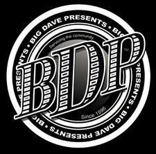 BIG DAVE PRESENTS logo