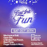 Fall into FUN!