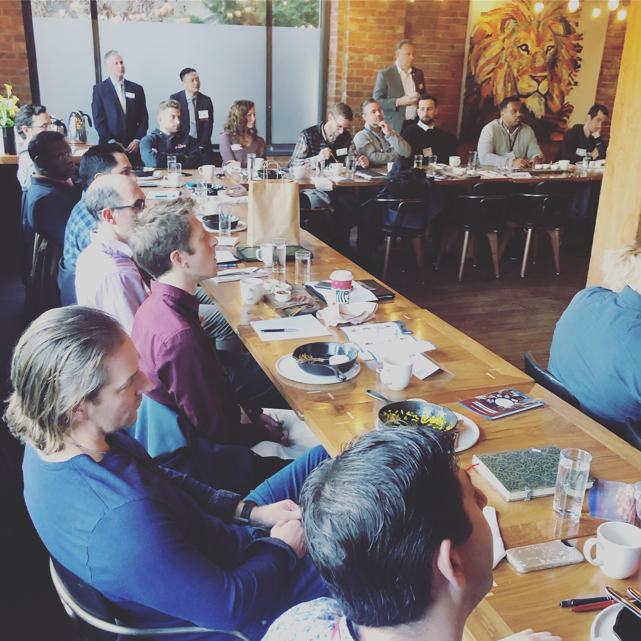 Vancouver Business Referral Networking