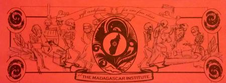 Madagascar Institute GIFT CERTIFICATES - $60