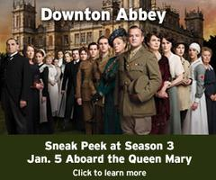 PBS SoCaL's Downton Abbey Season 3 Sneak Peek Screening