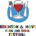 The Brighton & Hove Food and Drink Festival logo