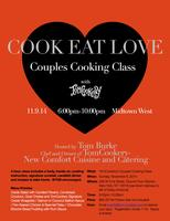 COOK - EAT - LOVE Couples Cooking Class