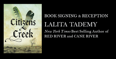 Lalita Tademy's Citizens Creek - Book Signing &...