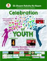 Ek Shaam Raksha Ke Naam 2014- Celebration of Youth