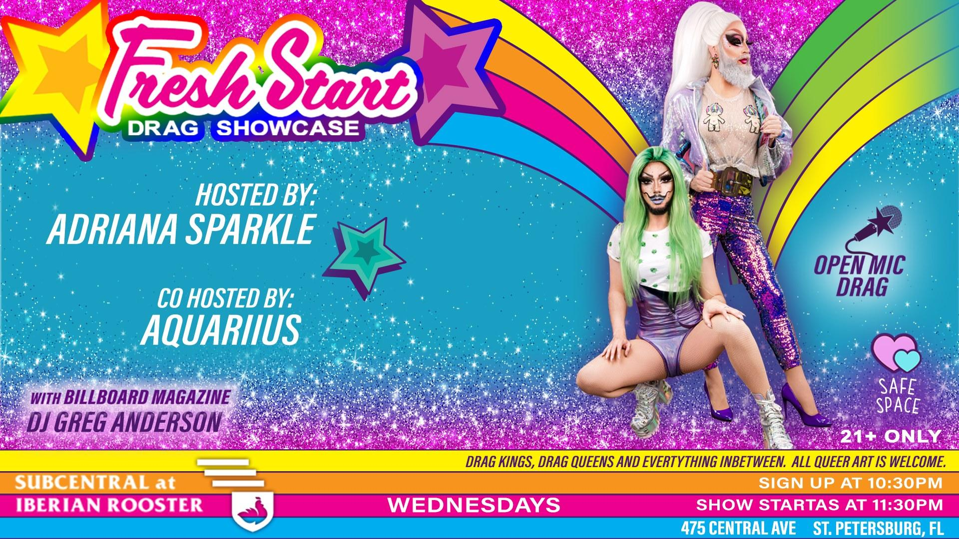 Fresh Start: Drag Showcase